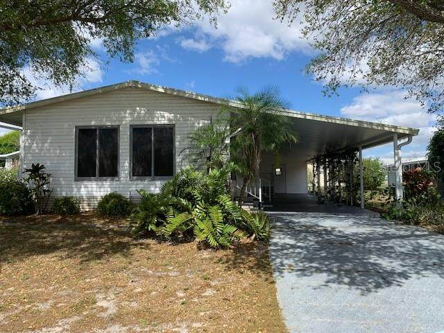 6503 Oak Hammock Lane, Winter Haven, FL 33884 (MLS #P4914943) :: Florida Real Estate Sellers at Keller Williams Realty