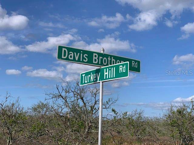 Turkey Hill & Davis Bro Rd Road, Frostproof, FL 33843 (MLS #P4915460) :: Positive Edge Real Estate
