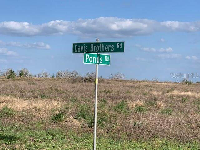 Davis Brothers Road, Frostproof, FL 33843 (MLS #P4915461) :: Positive Edge Real Estate