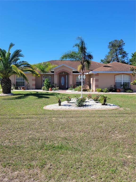4730 SW 110TH Street, Ocala, FL 34476 (MLS #P4915609) :: Premier Home Experts