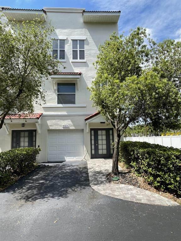 3103 Santorini Court, Tampa, FL 33611 (MLS #P4915689) :: MVP Realty