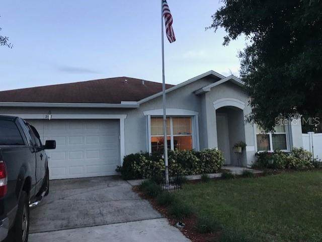 207 Snapper Way, Poinciana, FL 34759 (MLS #P4917982) :: Charles Rutenberg Realty