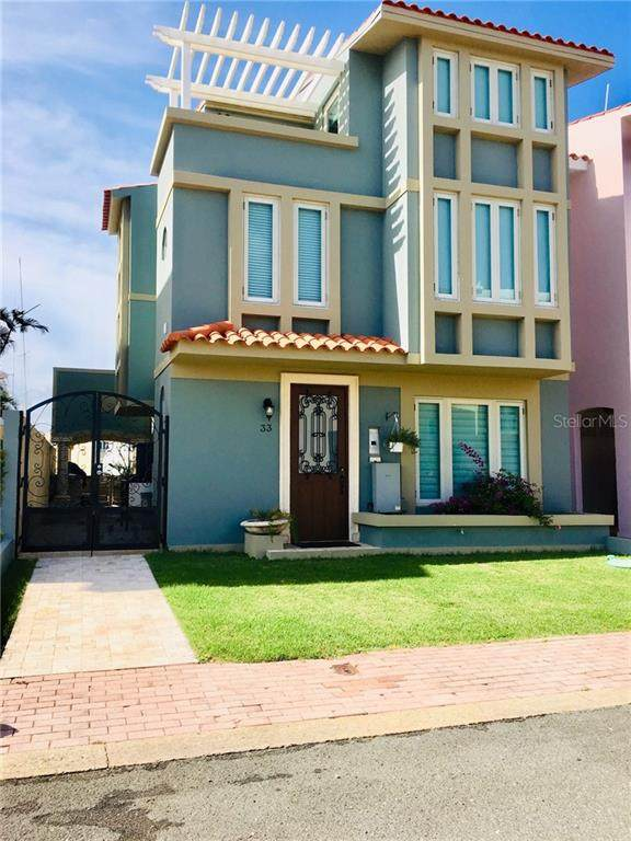 palmas del mar Isla San Miguel Drive #33, HUMACAO, PR 00791 (MLS #PR9091200) :: Your Florida House Team