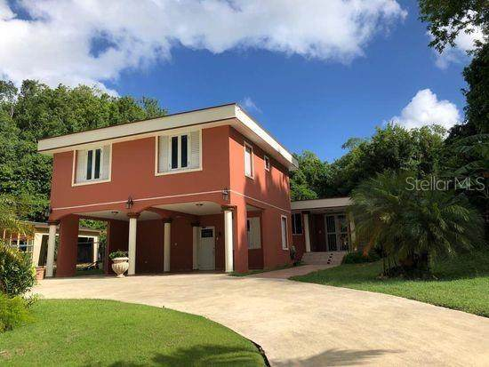 152 Calle Costa Rica, VEGA BAJA, PR 00693 (MLS #PR9091627) :: Pepine Realty