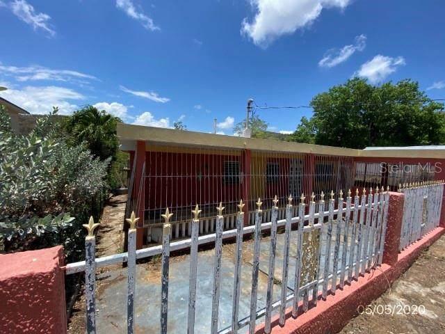 COM. MARIA ANTONIETA Calle 2 #127, GUANICA, PR 00653 (MLS #PR9091648) :: Team Borham at Keller Williams Realty