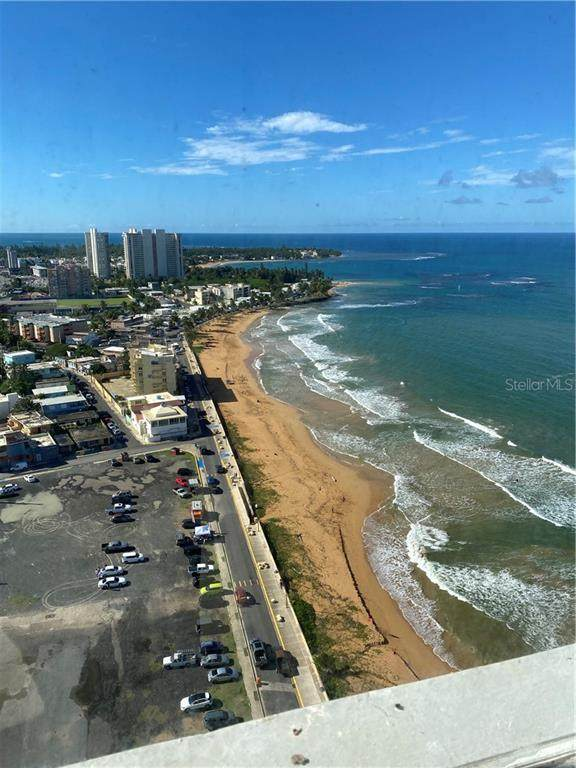 Condo. Sandy Hills 19 #19, LUQUILLO, PR 00773 (MLS #PR9092454) :: Visionary Properties Inc