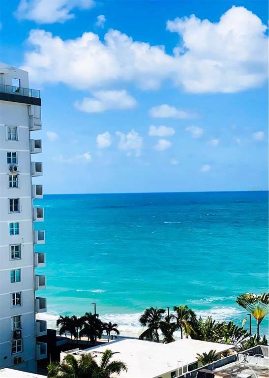 PH7-A Condado Suites #7, SAN JUAN, PR 00907 (MLS #PR9093755) :: Godwin Realty Group