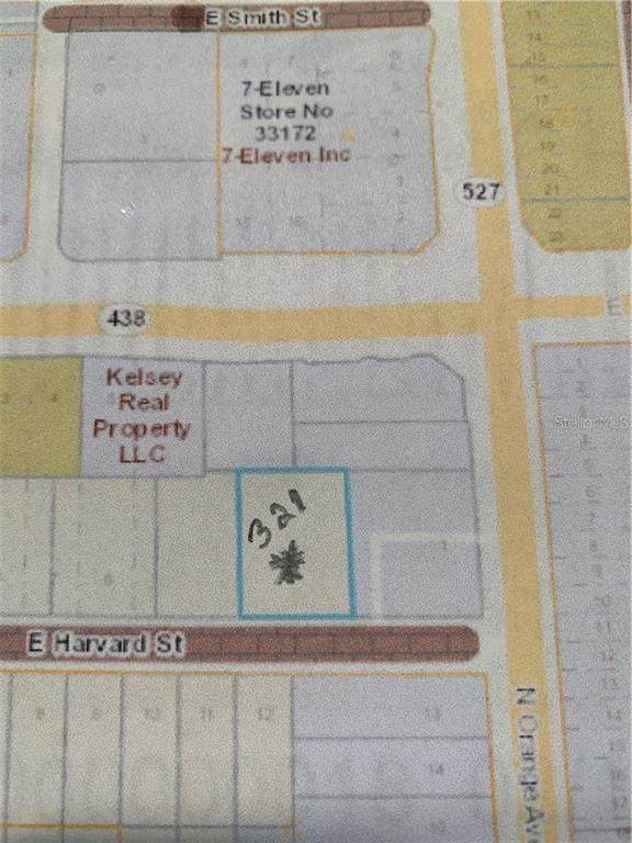321 E Harvard Street, Orlando, FL 32804 (MLS #R4903024) :: Delgado Home Team at Keller Williams