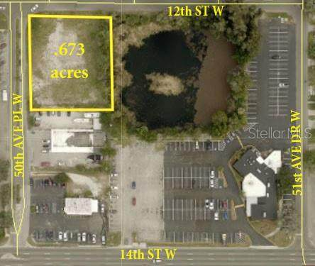 1208 50TH AVENUE Plaza W, Bradenton, FL 34207 (MLS #R4903184) :: Burwell Real Estate