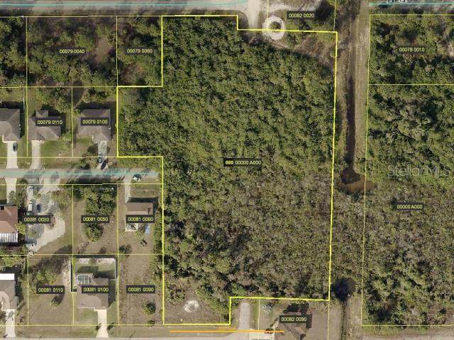 4300 15TH Street W, Lehigh Acres, FL 33971 (MLS #R4903771) :: Griffin Group