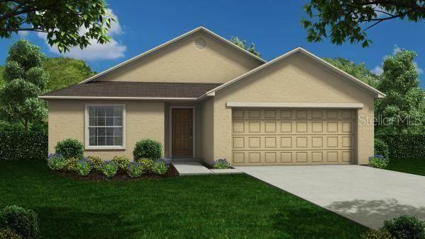 8103 Campbell Crossing Circle, Lakeland, FL 33810 (MLS #R4903775) :: Florida Real Estate Sellers at Keller Williams Realty