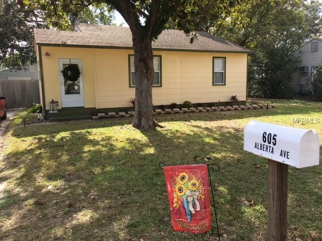 605 Alberta Avenue, Auburndale, FL 33823 (MLS #S4855680) :: Gate Arty & the Group - Keller Williams Realty