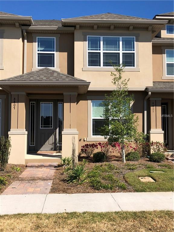 8407 Lovett Avenue Avenue, Orlando, FL 32832 (MLS #S4857788) :: The Light Team