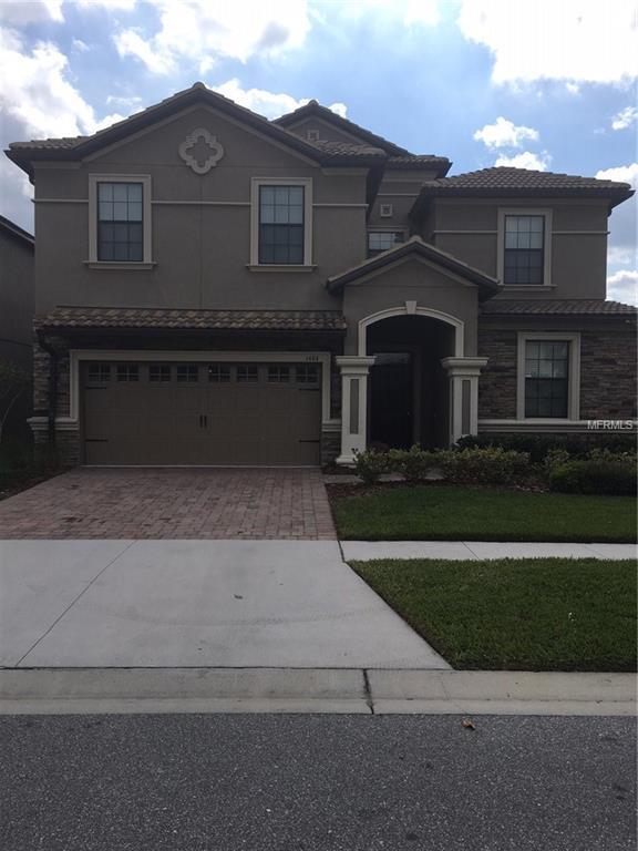 1484 Moon Valley Drive, Davenport, FL 33896 (MLS #S4858164) :: GO Realty