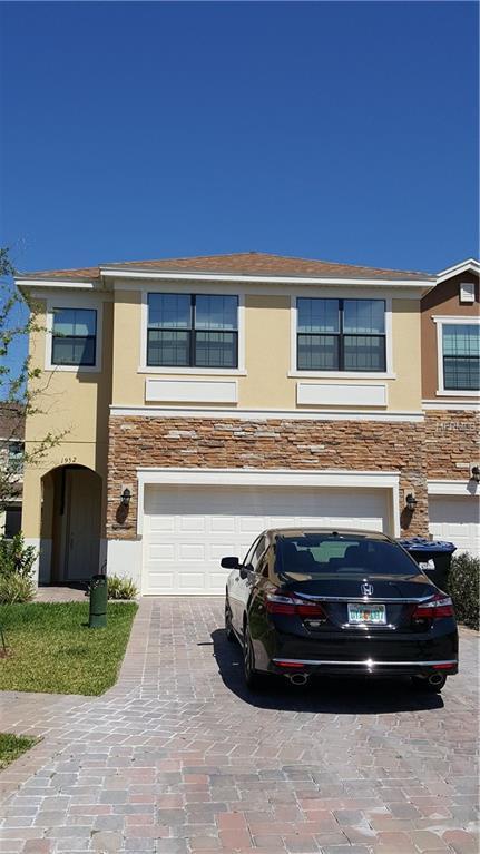 1952 Portofino Meadows Boulevard, Orlando, FL 32824 (MLS #S4858427) :: Griffin Group