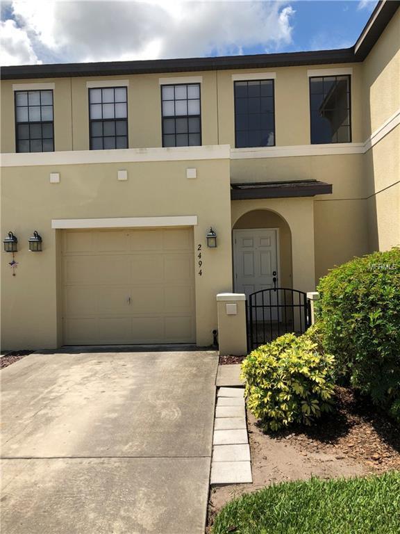 2494 Seven Oaks Drive, Saint Cloud, FL 34772 (MLS #S5002071) :: The Duncan Duo Team
