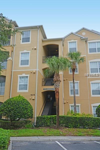 7675 Comrow Street #204, Kissimmee, FL 34747 (MLS #S5002999) :: RE/MAX Realtec Group