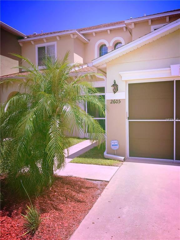 2605 Aventurine Street, Kissimmee, FL 34744 (MLS #S5005940) :: Godwin Realty Group