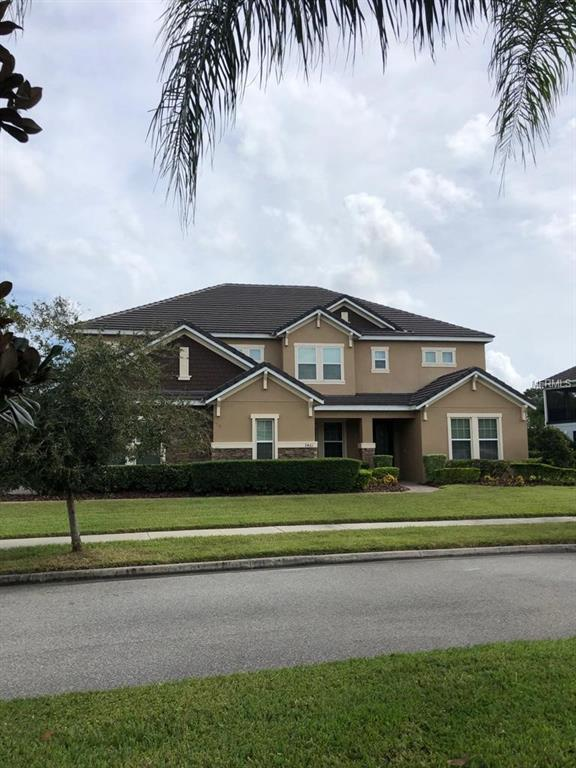 7461 Lake Albert Drive, Windermere, FL 34786 (MLS #S5008238) :: Jeff Borham & Associates at Keller Williams Realty