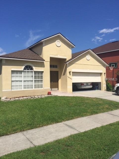 14581 Saint Georges Hill Drive, Orlando, FL 32828 (MLS #S5008375) :: GO Realty