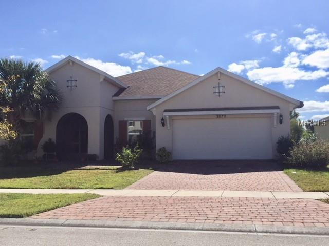 3872 Gulf Shore Circle, Kissimmee, FL 34746 (MLS #S5009270) :: Premium Properties Real Estate Services