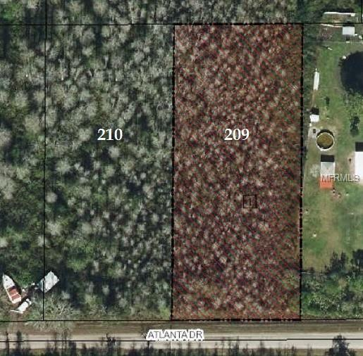 Atlanta Drive, Saint Cloud, FL 34771 (MLS #S5010163) :: Mark and Joni Coulter | Better Homes and Gardens