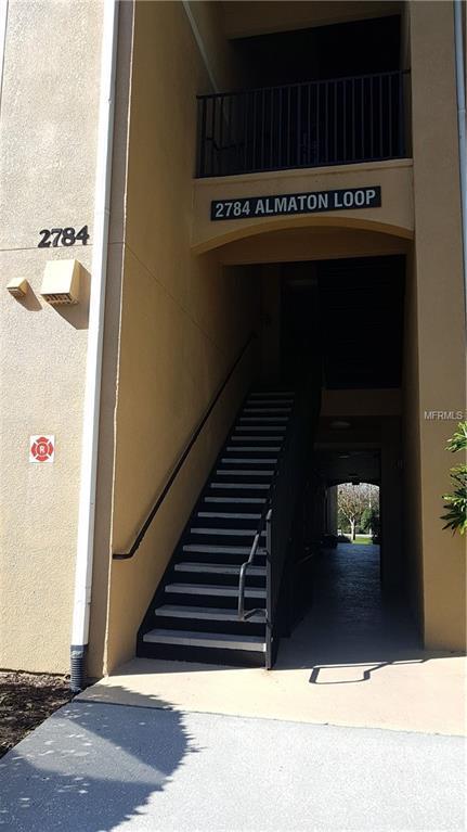 2784 Almaton Loop #205, Kissimmee, FL 34747 (MLS #S5013270) :: Homepride Realty Services
