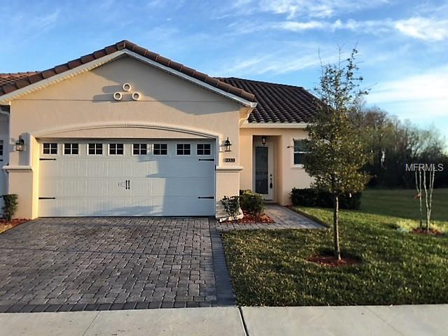 2330 Painter Lane, Kissimmee, FL 34741 (MLS #S5013890) :: McConnell and Associates