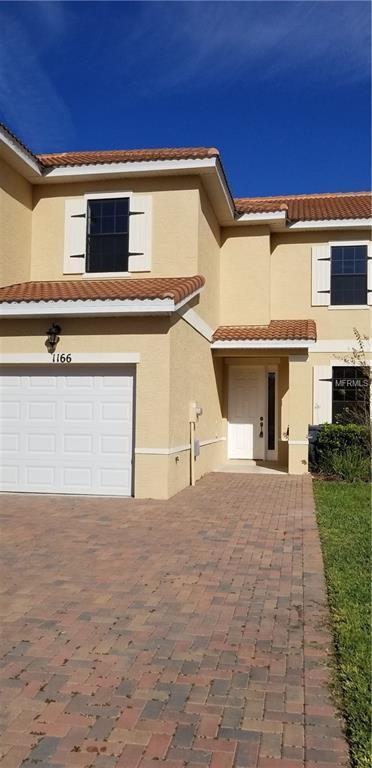 1166 Chervil Drive, Poinciana, FL 34759 (MLS #S5015127) :: NewHomePrograms.com LLC