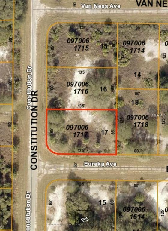 Constitution Drive, North Port, FL 34291 (MLS #S5015240) :: Burwell Real Estate