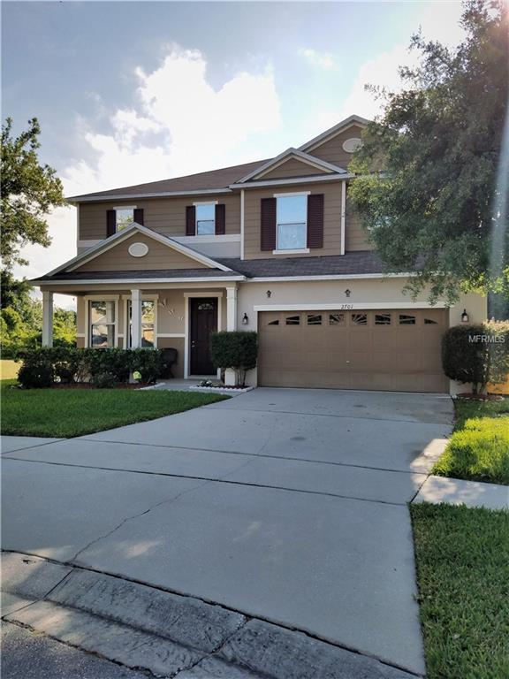 2701 Portchester Court, Kissimmee, FL 34744 (MLS #S5016076) :: Lockhart & Walseth Team, Realtors