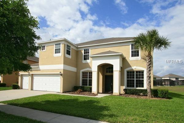 8570 La Isla Drive, Kissimmee, FL 34747 (MLS #S5016334) :: The Duncan Duo Team