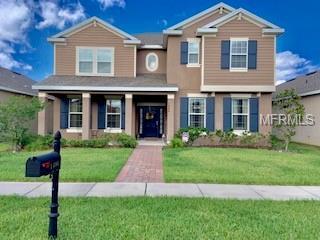 1496 Softshell Street, Saint Cloud, FL 34771 (MLS #S5016786) :: Team Pepka