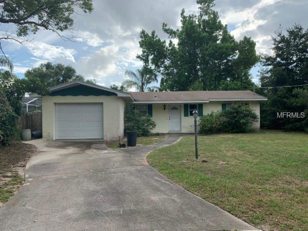 1408 2ND Street, Edgewater, FL 32132 (MLS #S5017822) :: Team Bohannon Keller Williams, Tampa Properties