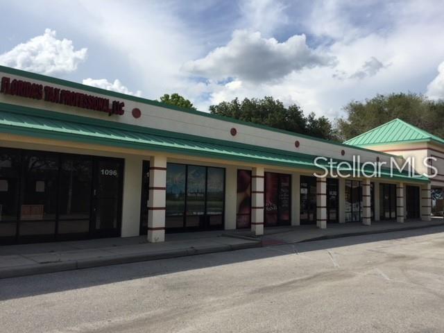 1096 Plaza Drive, Kissimmee, FL 34743 (MLS #S5018911) :: Premium Properties Real Estate Services