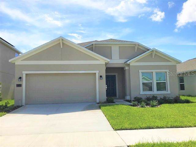 232 Taft Drive, Davenport, FL 33837 (MLS #S5020806) :: Bridge Realty Group