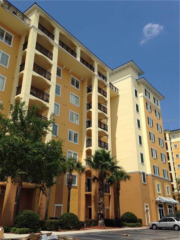 8112 Poinciana Boulevard #1405, Orlando, FL 32821 (MLS #S5021046) :: Bustamante Real Estate