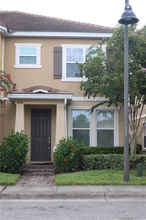 7448 Leighside Drive, Windermere, FL 34786 (MLS #S5021130) :: Griffin Group