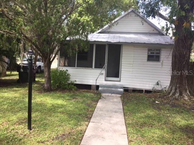 820 Massachusetts Avenue, Saint Cloud, FL 34769 (MLS #S5021145) :: Team Bohannon Keller Williams, Tampa Properties