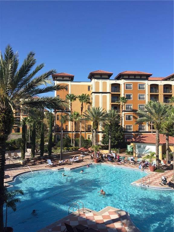 12544 Floridays Resort Drive 612-B, Orlando, FL 32821 (MLS #S5022030) :: Team Vasquez Group