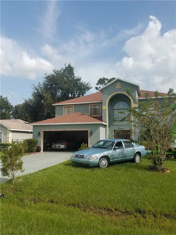 502 Kingfisher Drive, Kissimmee, FL 34759 (MLS #S5022260) :: The Brenda Wade Team