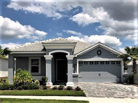 1405 Clubman Drive, Champions Gate, FL 33896 (MLS #S5022394) :: Florida Real Estate Sellers at Keller Williams Realty