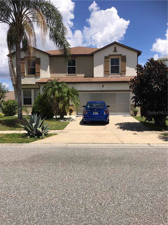 2877 Paynes Prairie Circle, Kissimmee, FL 34743 (MLS #S5022446) :: Griffin Group