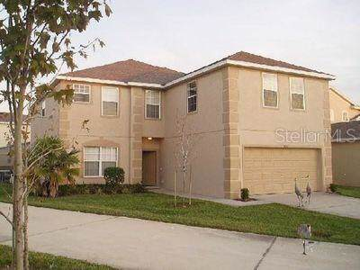 1002 Bloomingdale Drive, Davenport, FL 33897 (MLS #S5022518) :: Premier Home Experts