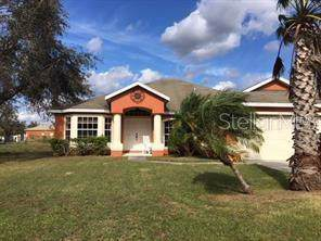 537 Gull Drive, Poinciana, FL 34759 (MLS #S5022610) :: Burwell Real Estate