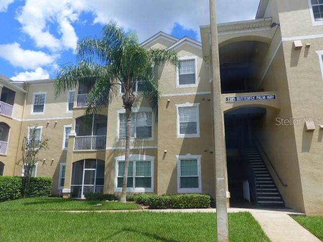 2305 Butterfly Palm Way #301, Kissimmee, FL 34747 (MLS #S5022702) :: Bridge Realty Group