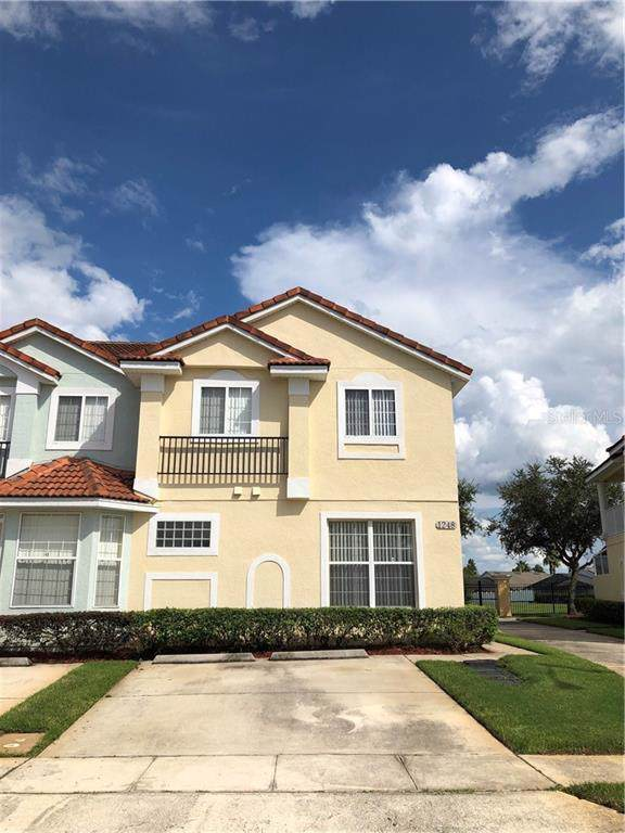 1248 S Beach Circle, Kissimmee, FL 34746 (MLS #S5023187) :: The Robertson Real Estate Group
