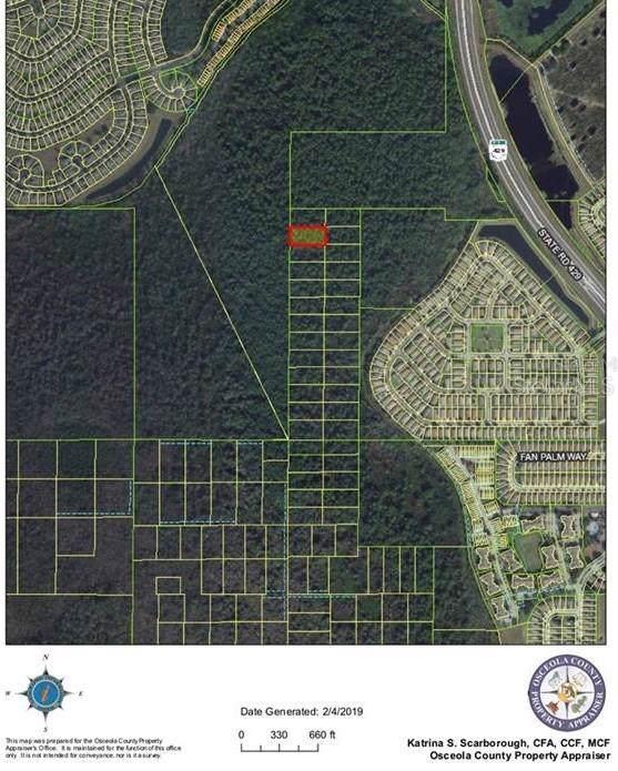 Oneida Loop, Kissimmee, FL 34747 (MLS #S5023323) :: Griffin Group