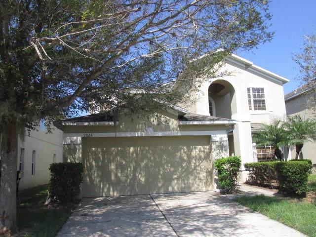 9826 Heron Pointe Drive, Orlando, FL 32832 (MLS #S5024056) :: The Light Team