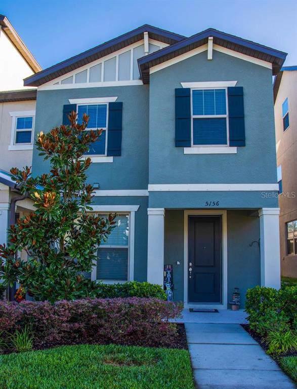 5156 Caspian Street, Saint Cloud, FL 34771 (MLS #S5025033) :: 54 Realty